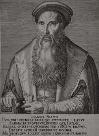 Jonas Laskis (Ioannes Alasco)